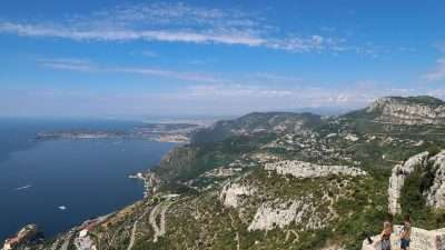 From the Alps to the French Riviera 6