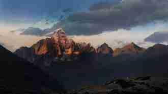 Gongga Mountain Trek 13
