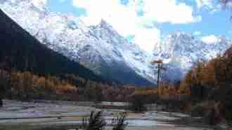 Gongga Mountain Trek 21