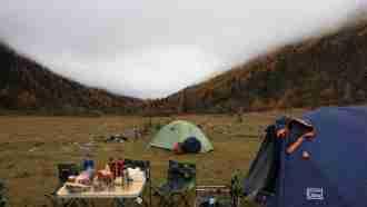 Gongga Mountain Trek 22