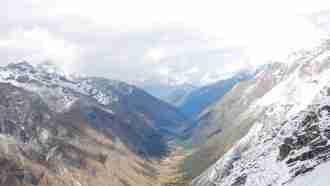 Gongga Mountain Trek 25
