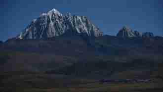 Gongga Mountain Trek 30