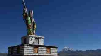 Gongga Mountain Trek 31