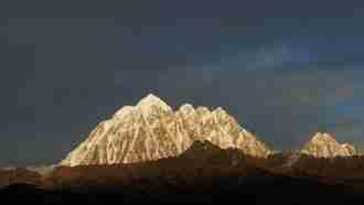 Gongga Mountain Trek 32