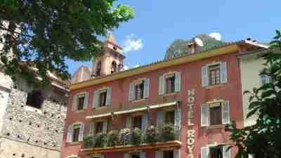 La Haute Roya: Nice to Menton 21