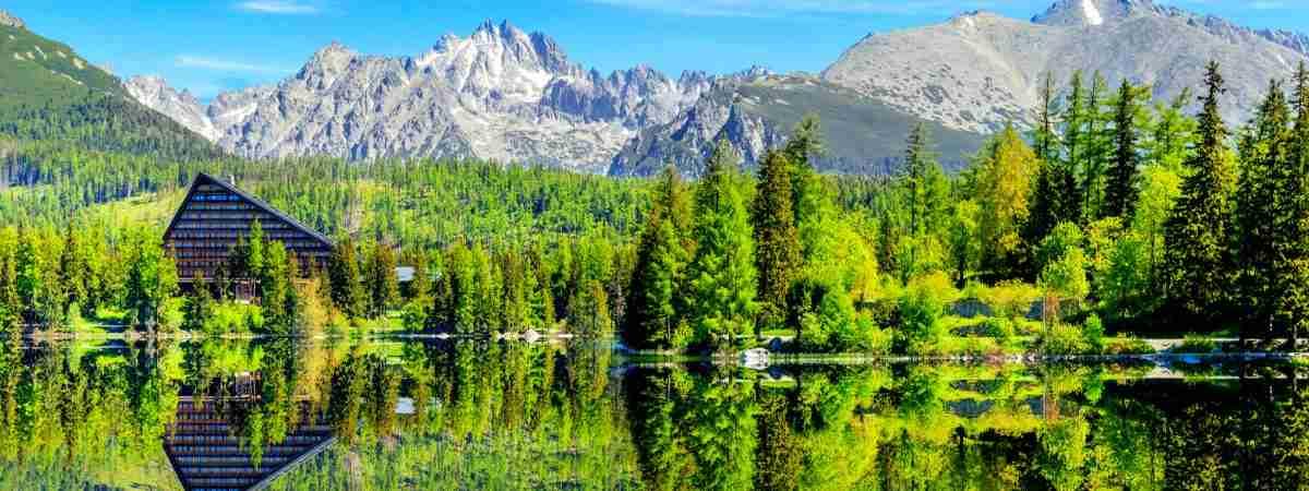 Lakes and Valeys of Slovakian Alps 9