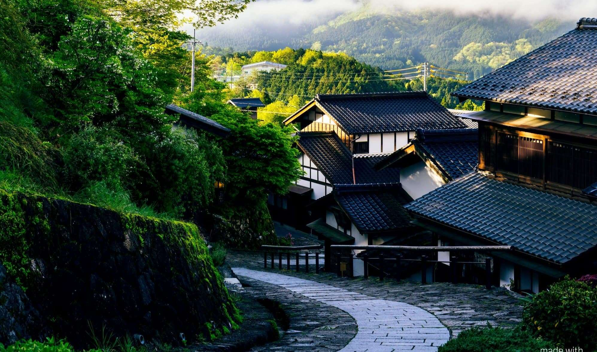Nakasendo Trail and Kamikochi 3