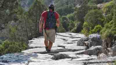 Saint Paul Trail 45