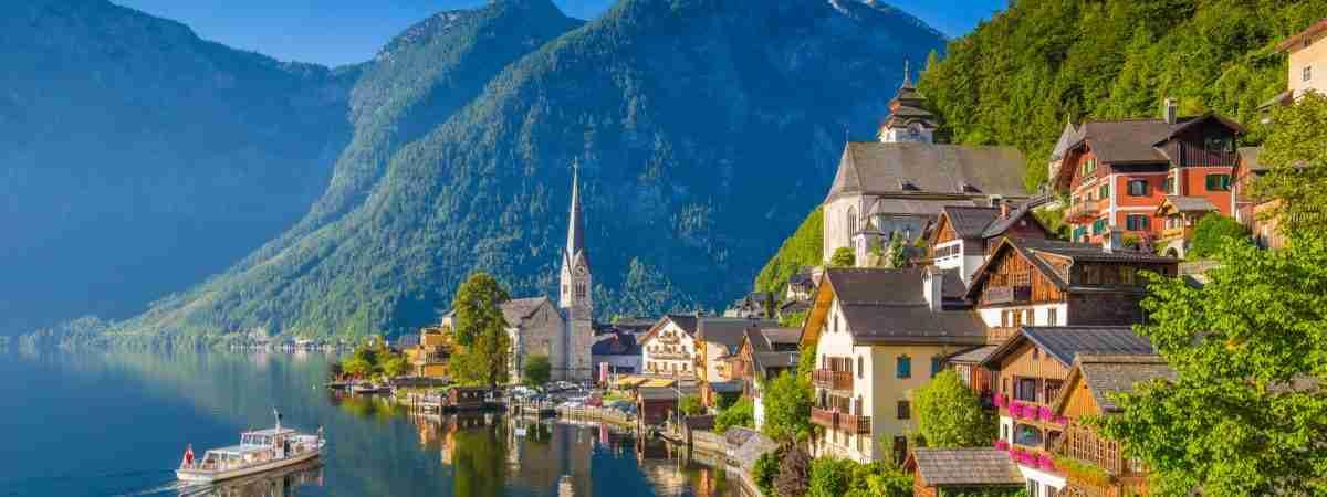 Walking in the Salzburg Lake District