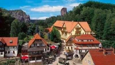 Saxon Switzerland: Malerweg Trail Classic 11