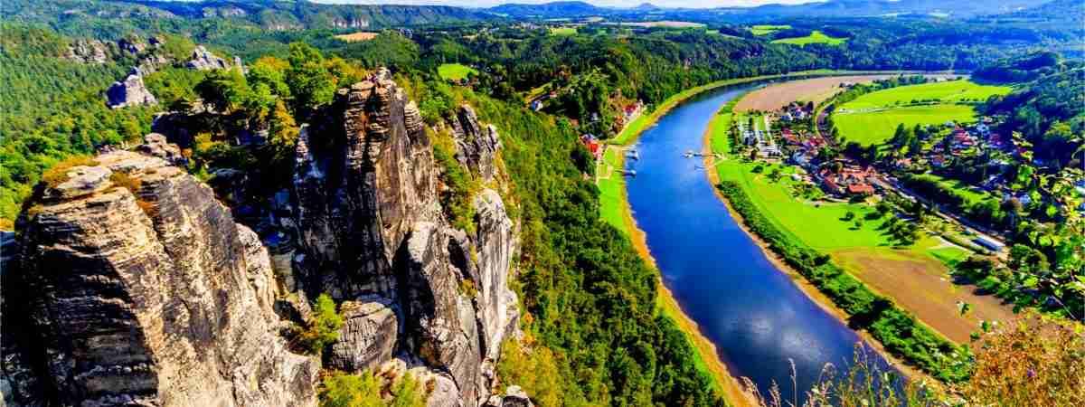 Saxon Switzerland: Malerweg Trail Classic