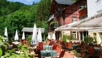 Saxon Switzerland: Malerweg Trail Classic 6