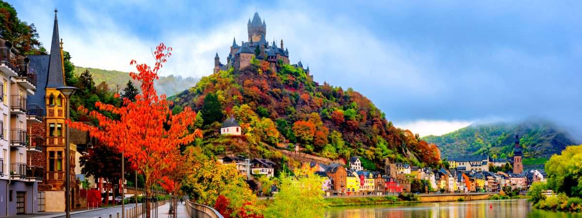 The Moselle Trail 15 walking holidays in germany