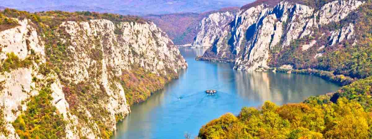 Ultimate Danube by Bike and Boat 1