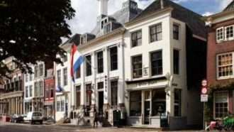 Amsterdam to Bruges on Wheels 21