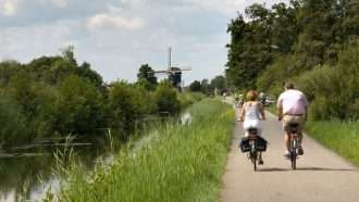 Amsterdam to Bruges on Wheels 28