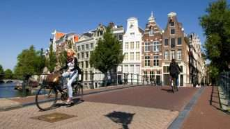 Amsterdam to Bruges on Wheels 29