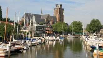 Amsterdam to Bruges on Wheels 31