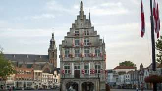 Amsterdam to Bruges on Wheels 33