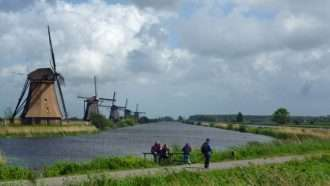 Amsterdam to Bruges on Wheels 34