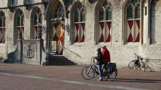 Amsterdam to Bruges on Wheels 35