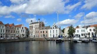 Amsterdam to Bruges on Wheels 36