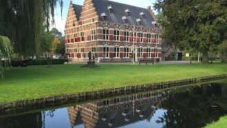 Amsterdam to Bruges on Wheels 40