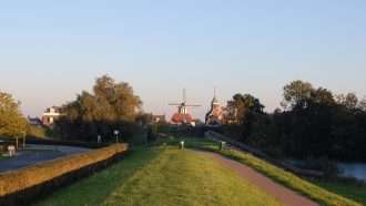 Amsterdam to Bruges on Wheels 41