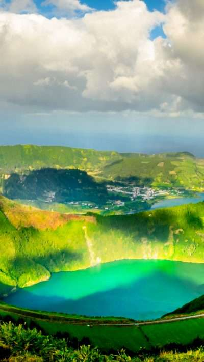Azores Island Hopping