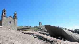 Camino Finisterre: Santiago to Muxia 11
