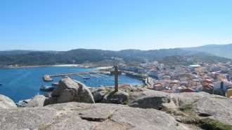 Camino Finisterre: Santiago to Muxia 18
