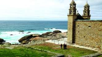 Camino Finisterre: Santiago to Muxia 20
