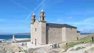 Camino Finisterre: Santiago to Muxia 21