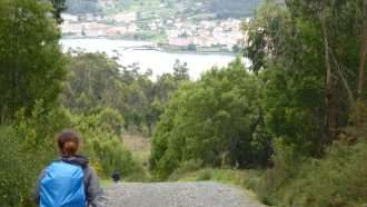 Camino Finisterre: Santiago to Muxia 23
