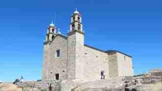 Camino Finisterre: Santiago to Muxia 26