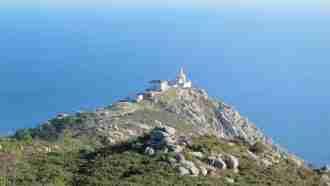 Camino Finisterre: Santiago to Muxia 7