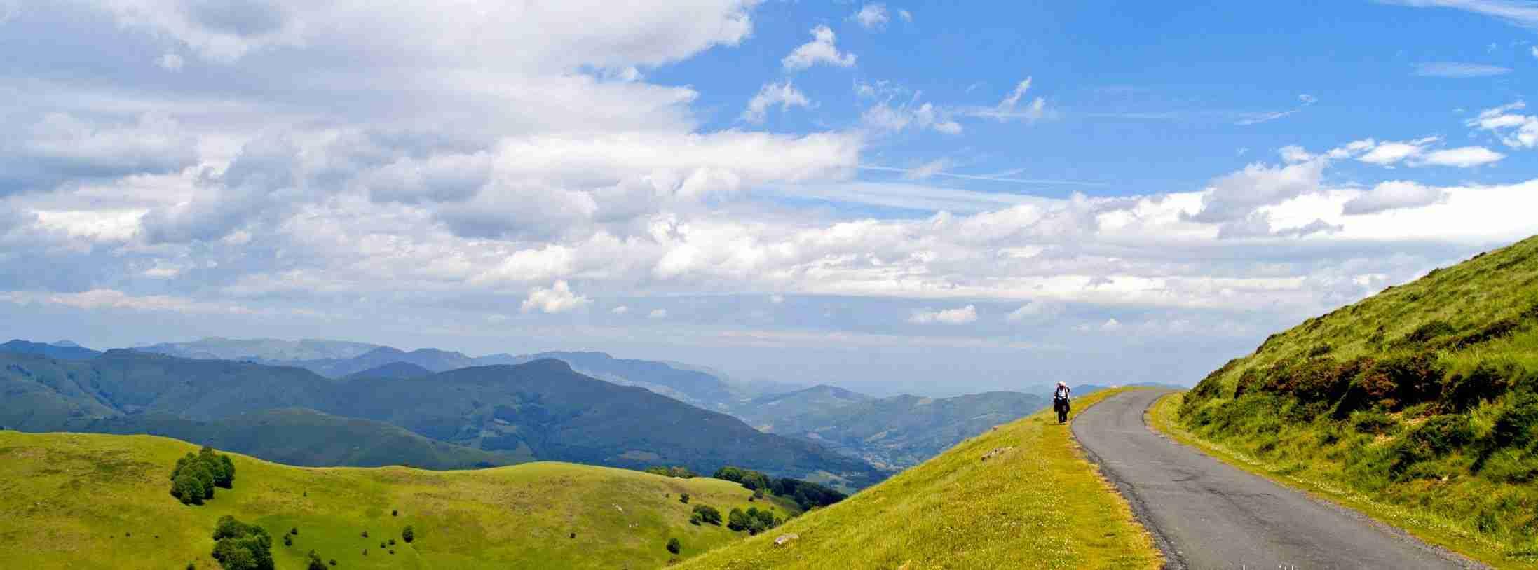 Camino Frances Stage 1: St Jean Pied de Port to Logroño