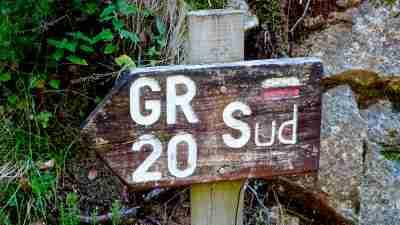 Corsica GR20 South 4