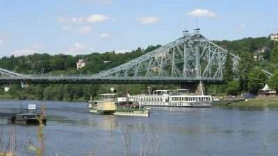 Cycling along the Elbe - From Prague to Dresden 22