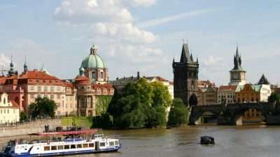 Cycling along the Elbe - From Prague to Dresden 25