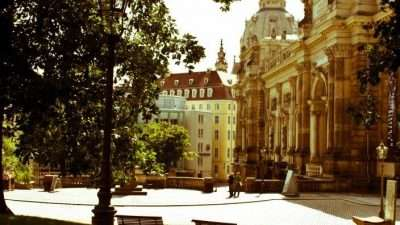 Cycling along the Elbe - From Prague to Dresden 26