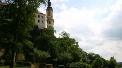 Cycling along the Elbe - From Prague to Dresden 27