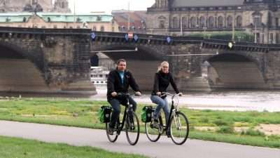 Cycling along the Elbe - From Prague to Dresden 29