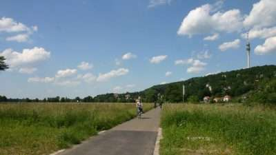Cycling along the Elbe - From Prague to Dresden 32