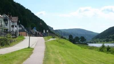 Cycling along the Elbe - From Prague to Dresden 42