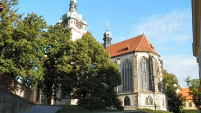 Cycling along the Elbe - From Prague to Dresden 43