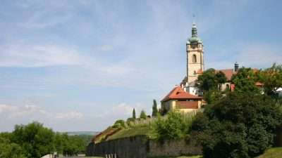 Cycling along the Elbe - From Prague to Dresden 45