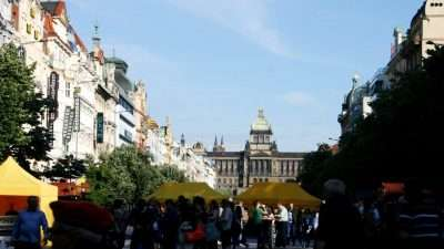 Cycling along the Elbe - From Prague to Dresden 52