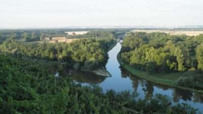 Cycling along the Elbe - From Prague to Dresden 53