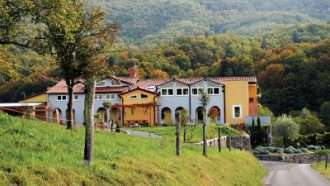Cycling the Winelands of Slovenia 14